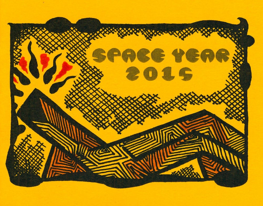 Image of Space Year: 2015