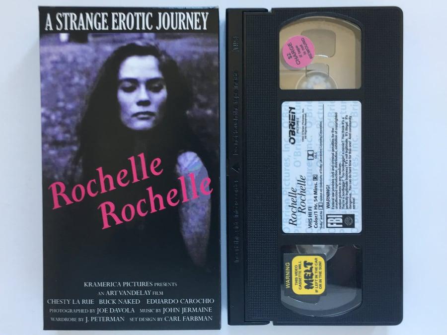 Image of Rochelle Rochelle VHS