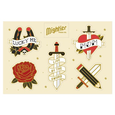 Image of Sticker Flash Sheet