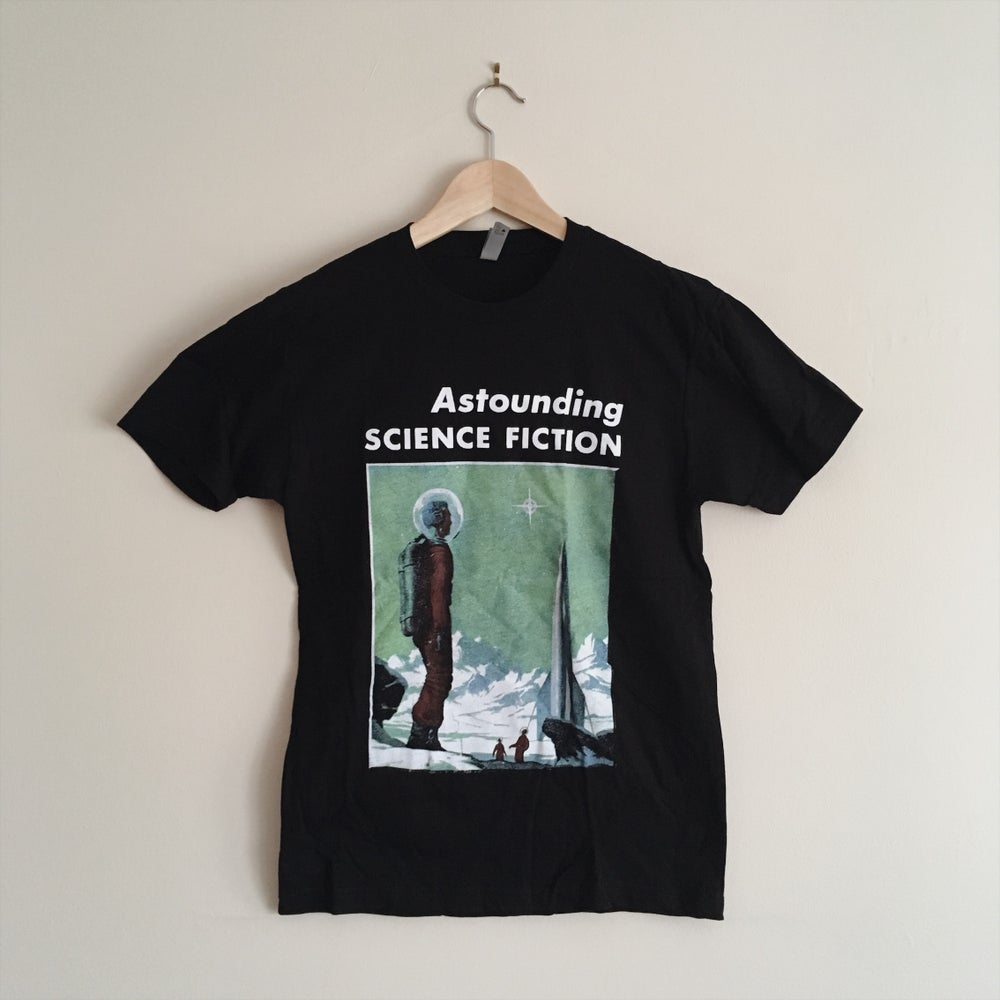 Image of Astounding Science Fiction T-Shirt
