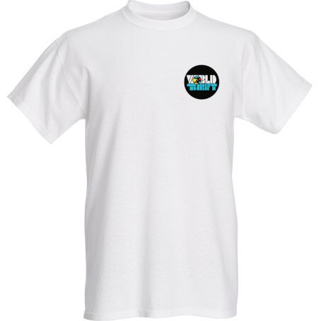 Image of World Thrift Promo T-shirt Pocket Logo