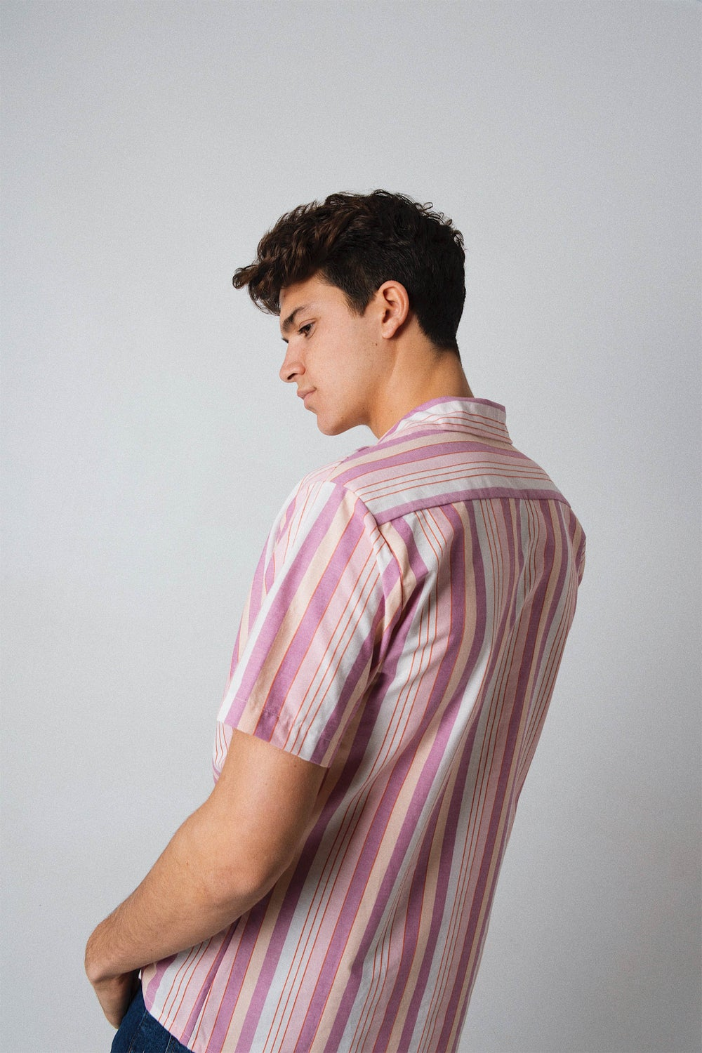 Image of VERTICAL STRIPE #1 SHIRT