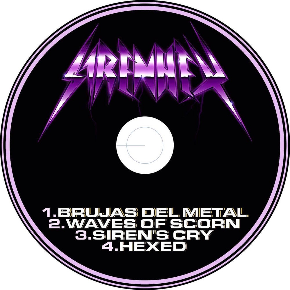 Image of SIRENHEX 2018 Demo CD ON SALE NOW