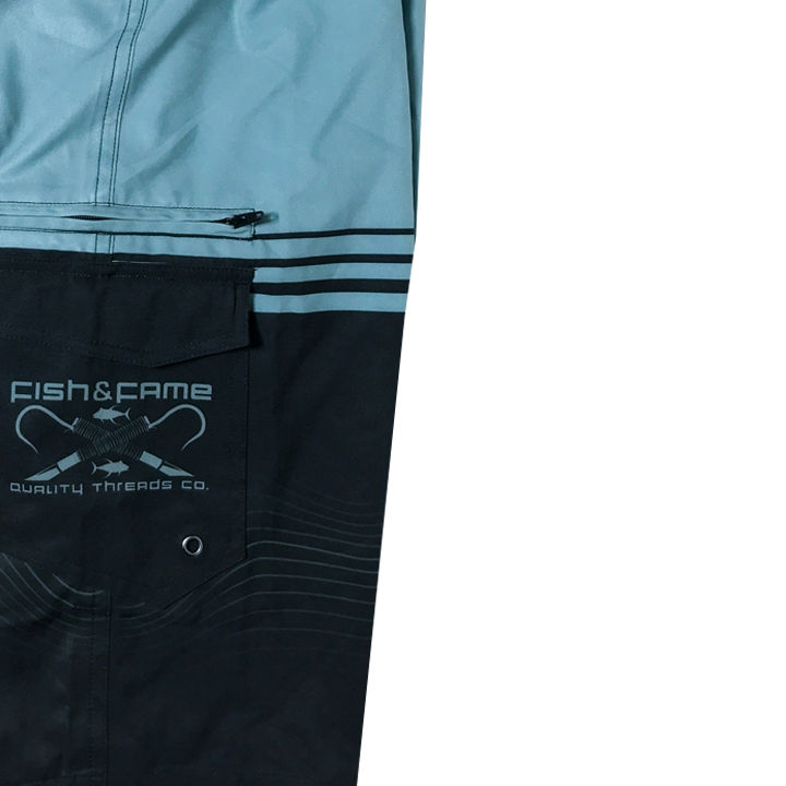 Image of Bag Em' Deckshorts (black/grey)