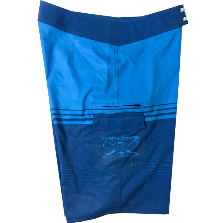 Image of Bag Em' Deckshorts (navy/denim)