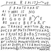 Image of Fuck Reality 05 - Frantzvaag - Fuck Reality - 12""