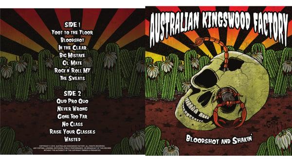 Image of Bloodshot and Shakin LP