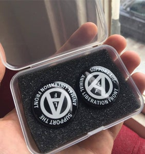 Image of Animal Liberation Plugs (Pair)