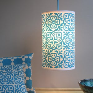 Image of No.7 Long Drum Moroccan Tile