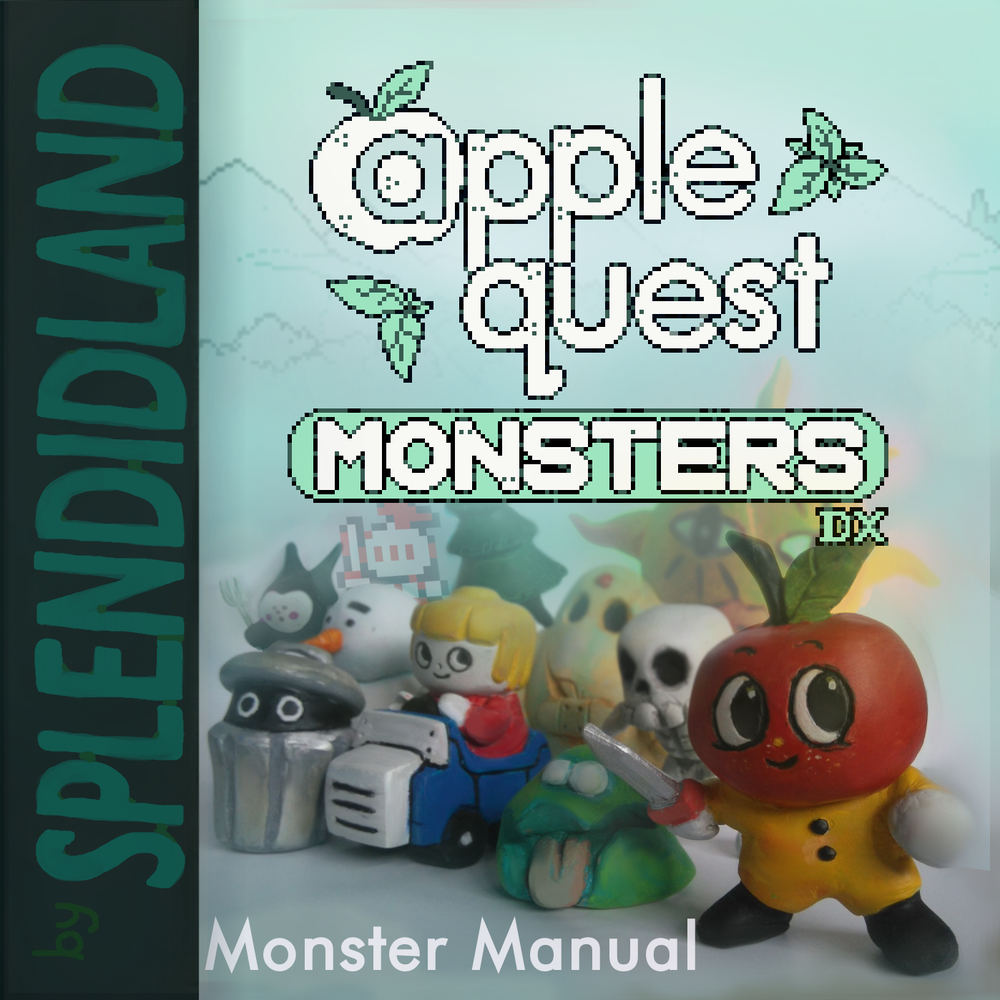 Image of Apple Quest Monsters DX
