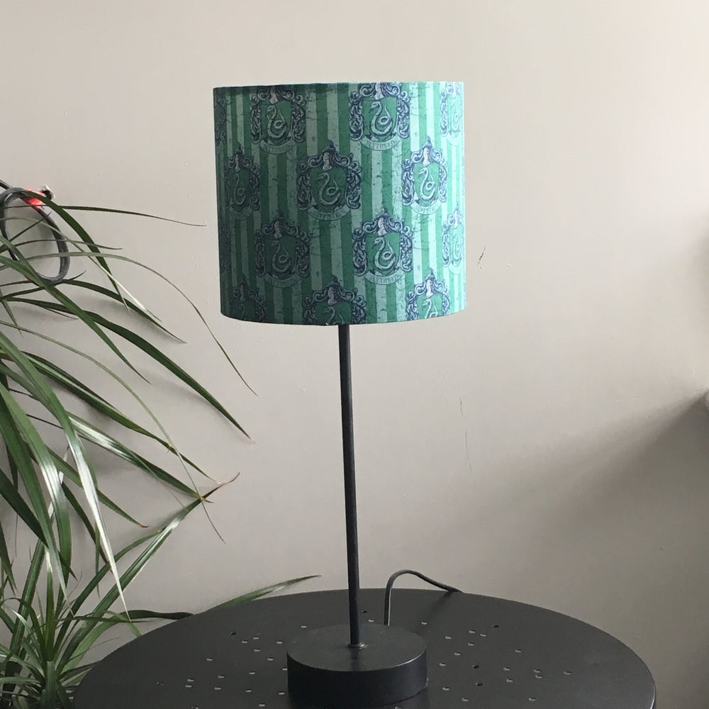 Image of Harry Potter Slytherin 20cm Lampshade