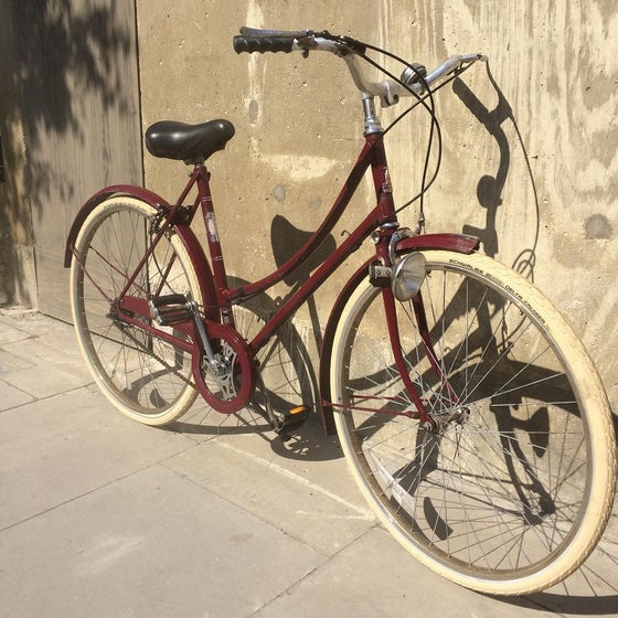 """Image of Raleigh Cameo 3 speed 19.5 """""""