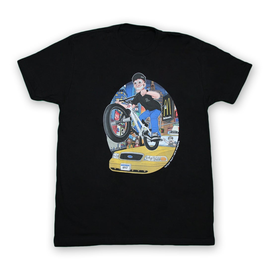 Image of Times Square Tee (Black)