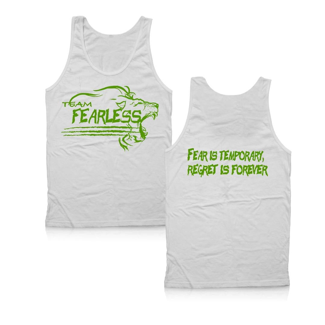 Image of TEAM FEARLESS TANK TOPS!! 5 COLORS!!