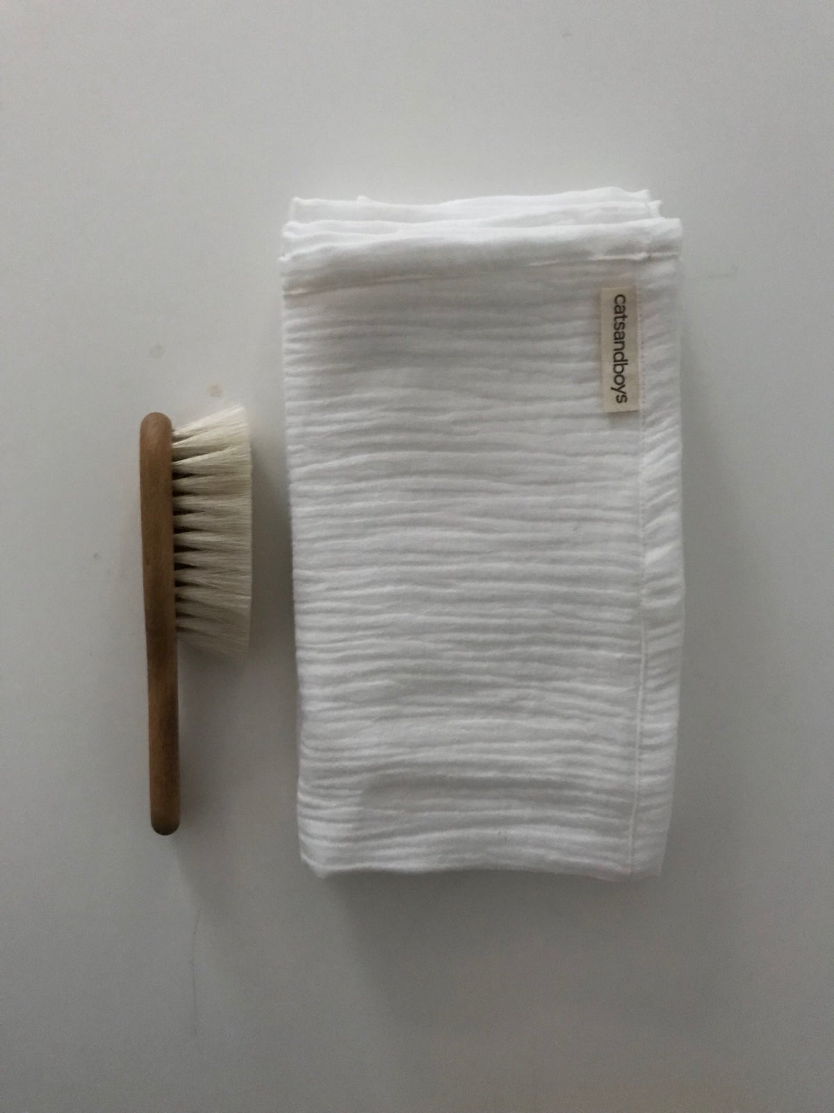 Image of cotton gauze swaddle