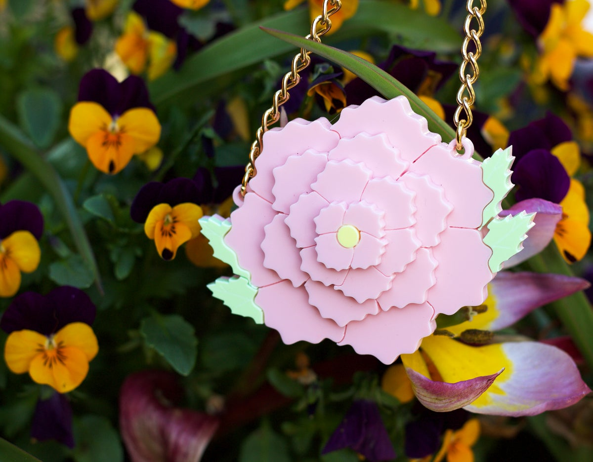 Image of Peony Necklace