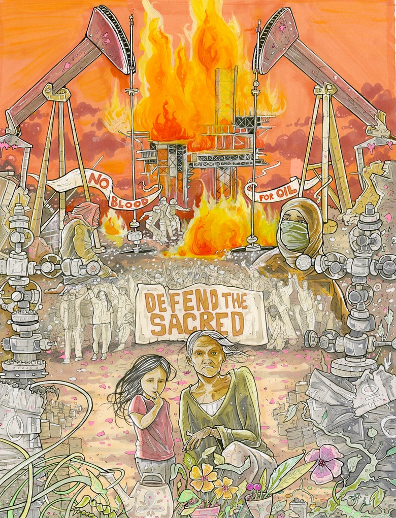 Image of NEXT WORLD TAROT: Revolution