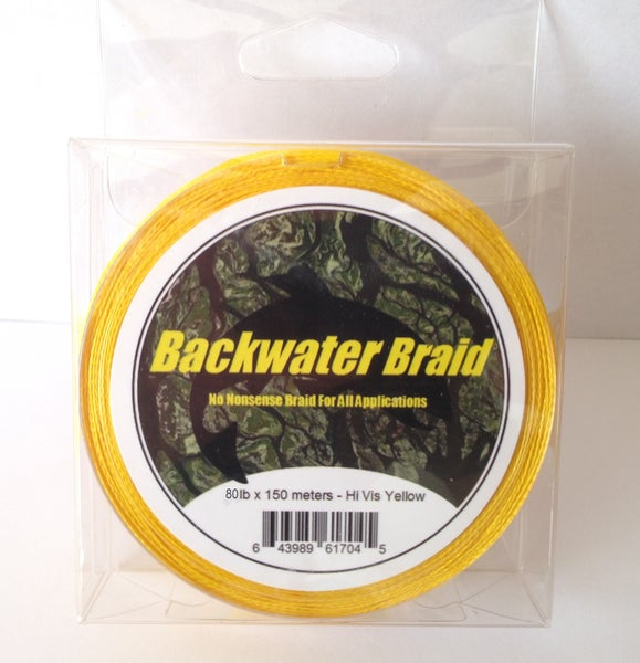 Image of 80 lb Backwater Braid