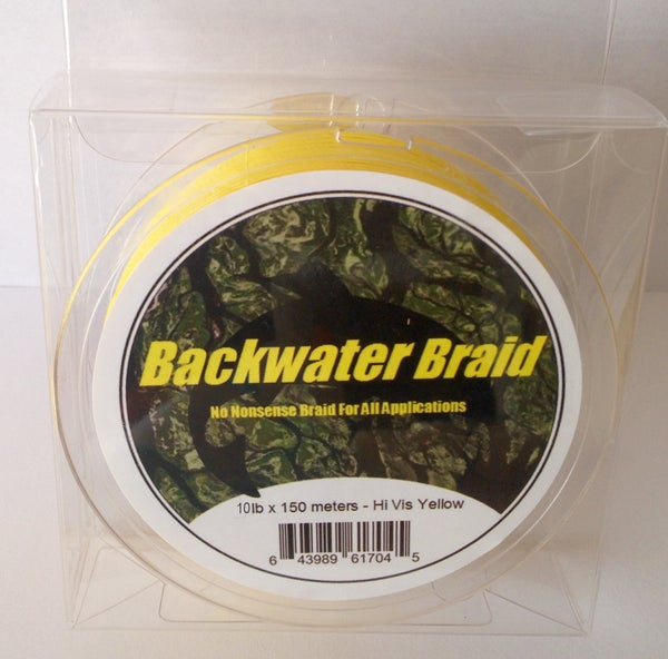 Image of 10 lb Backwater Braid