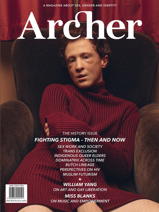 Image of ARCHER MAGAZINE #10 - the HISTORY issue