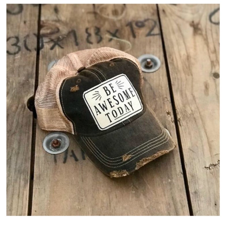 Image of Be Awesome Today Hat