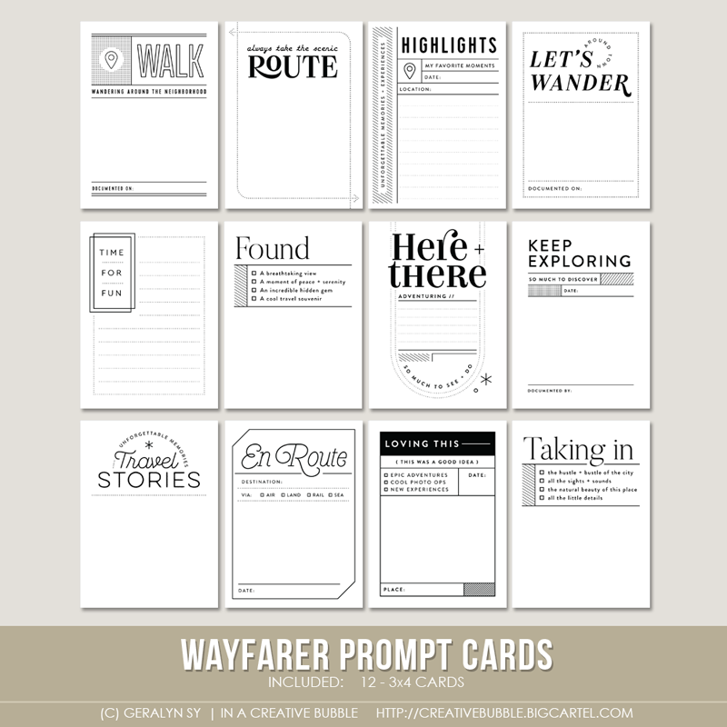 Image of Wayfarer Prompt Cards (Digital)
