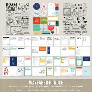 Image of Wayfarer Bundle (Digital)