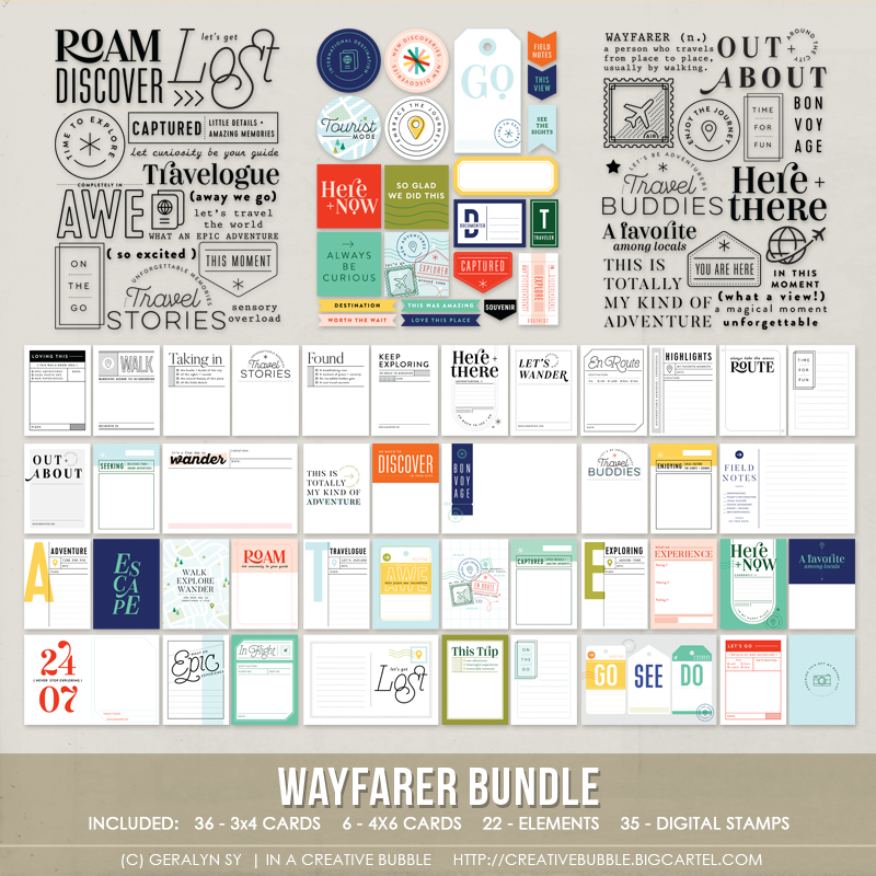 Image of Wayfarer Bundle (Digital)