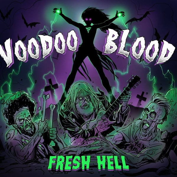 Image of Voodoo Blood - Fresh Hell E.P