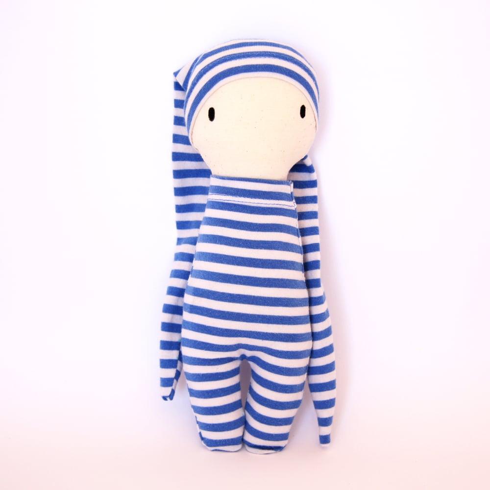 Image of OTTO'S-05 / Handmade rag doll / Muñeco de trapo hecho a mano