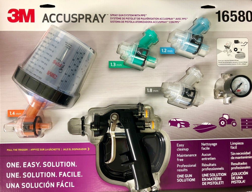 Image of 3M ACCUSPRAY KIT