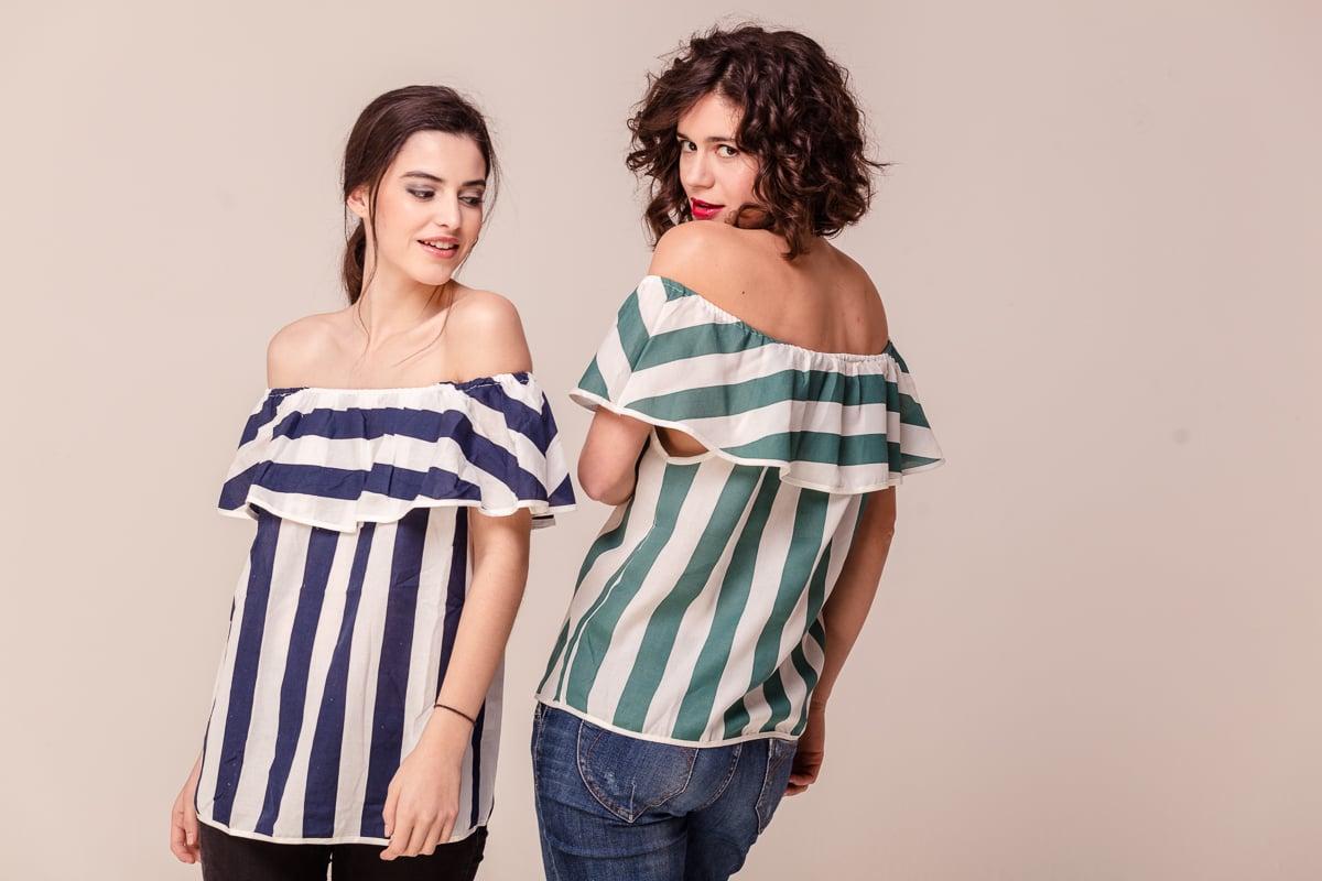 Image of Camisa Lirio varios colores