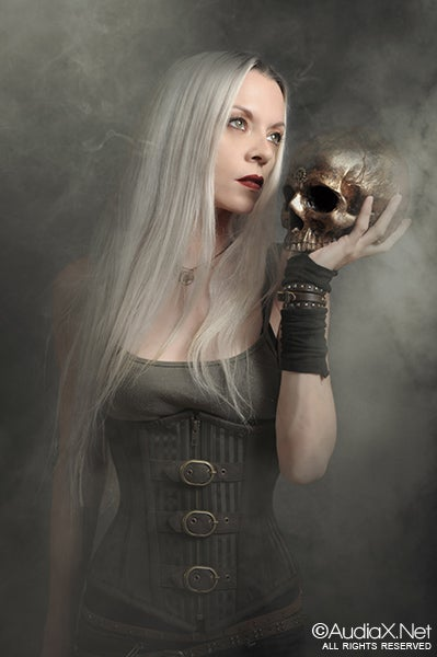 Image of Post Apocalyptic Skull