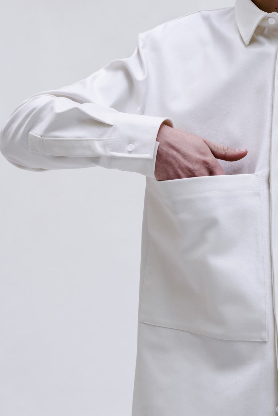 Image of Patch Pocket Shirt