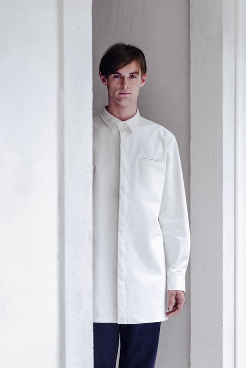 Image of Cut Pocket Shirt