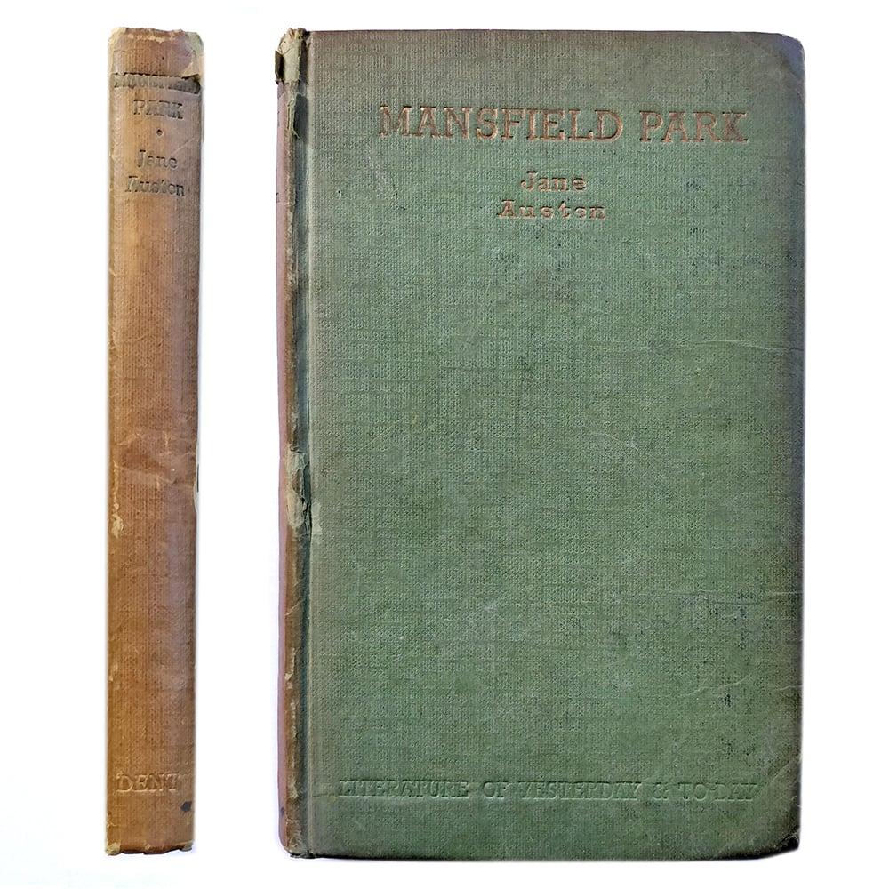 Image of Jane Austen - Mansfield Park