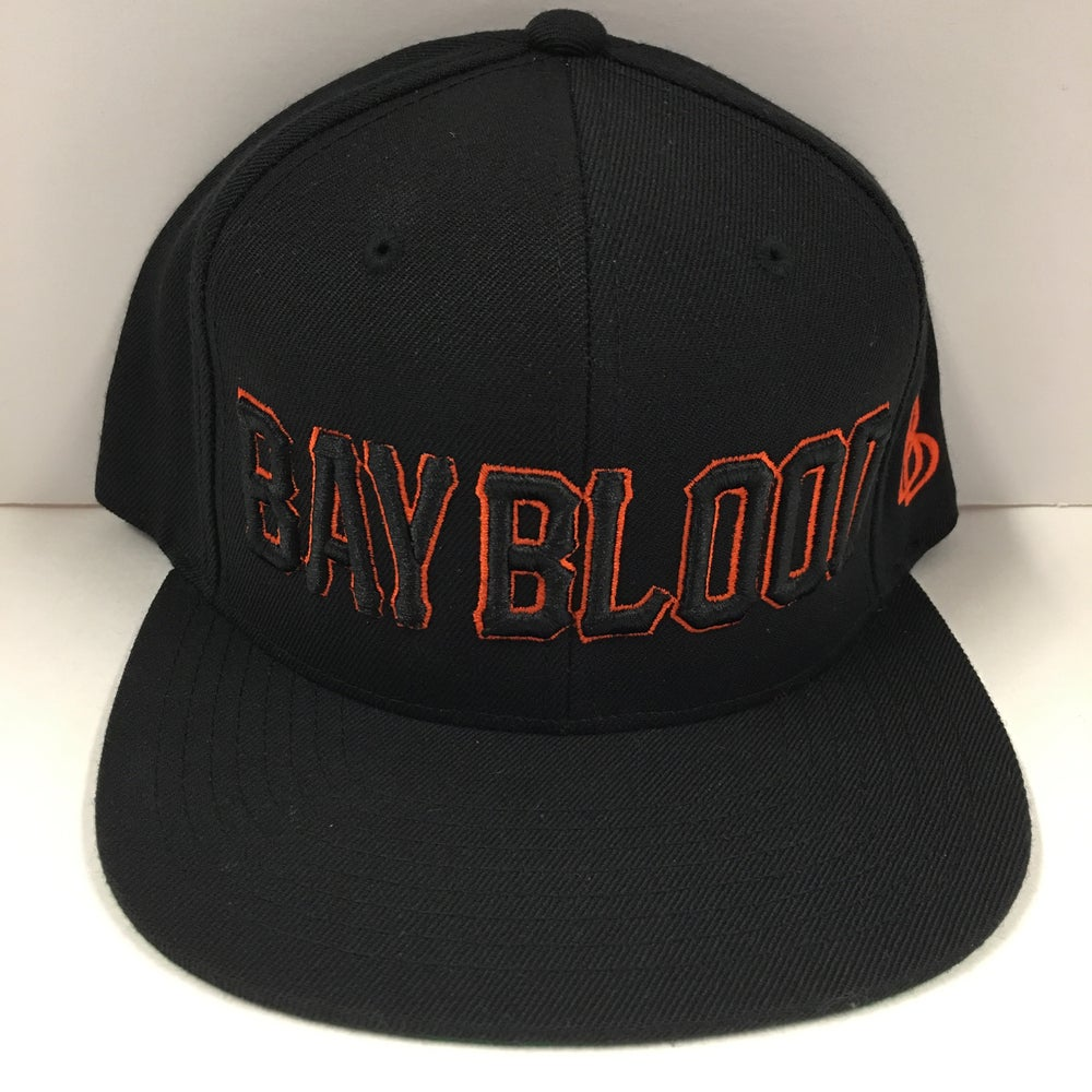 Image of Giants Blood SnapBack (Black)