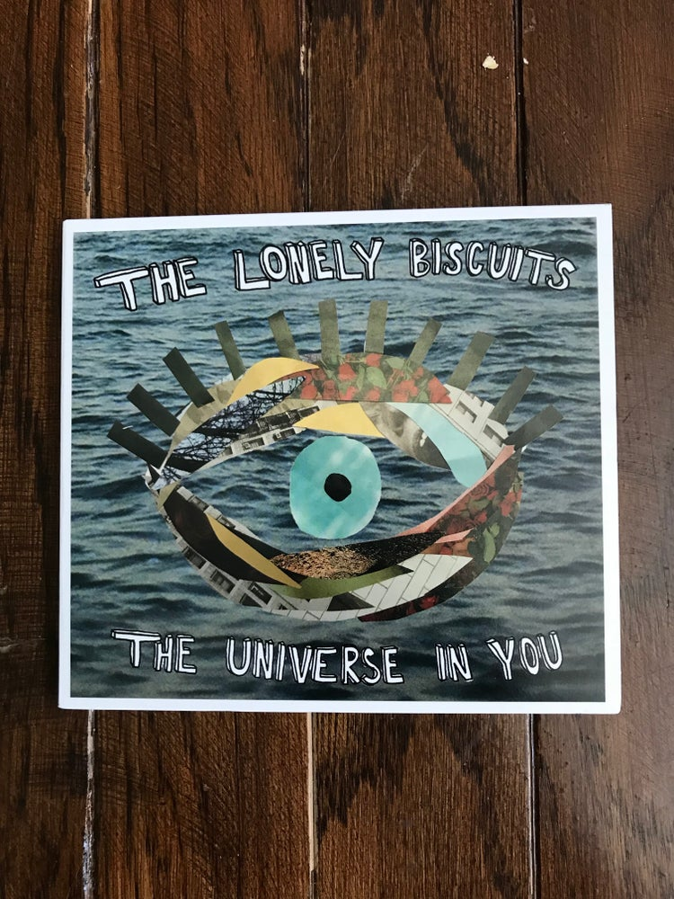 Image of The Universe In You CD
