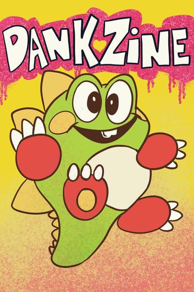 Image of Dank Zine Issue 14