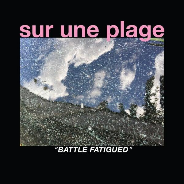 """Image of """"BATTLE FATIGUED"""" LP"""