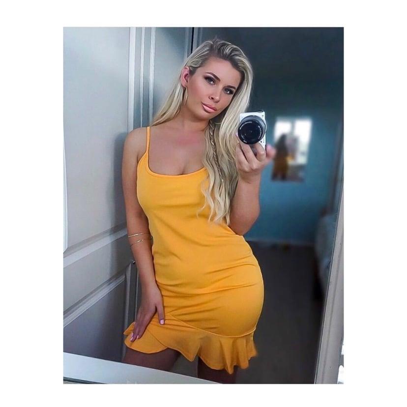 "Image of ""Amelia"" Dress"