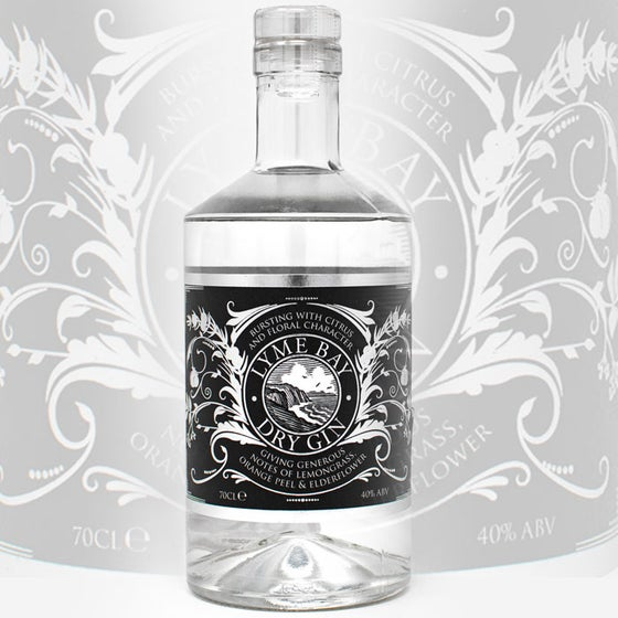 Image of Lyme Bay Dry Gin