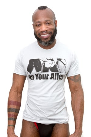 Image of Up Your Alley T-Shirt