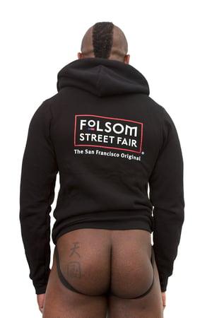 Image of Folsom Street Fair Zip-front Hoodie