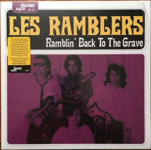 Image of LP The Ramblers : Ramblin' Back To The Grave.