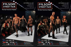 Image of 2017 Folsom Street Events Posters
