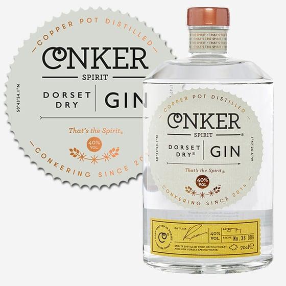 Image of Conker Dorset Dry Gin