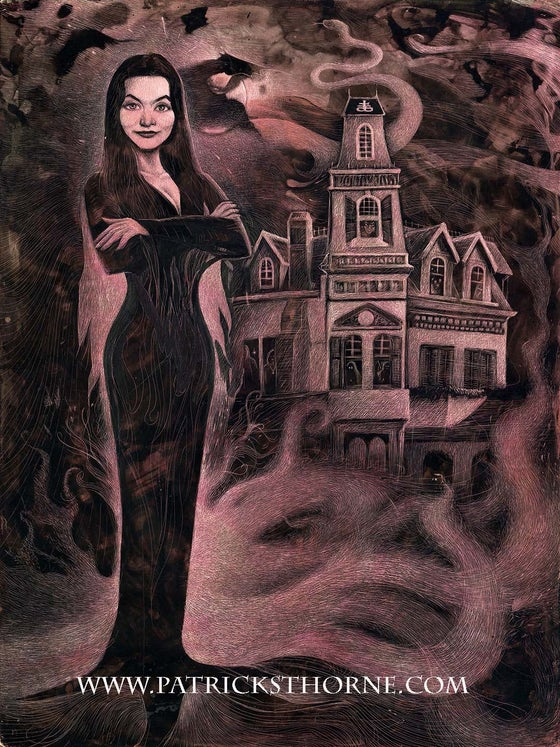 Image of Morticia's Holliday