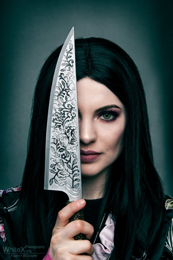 Image of Alice Madness Returns Cosplay Resin Vorpal Blade