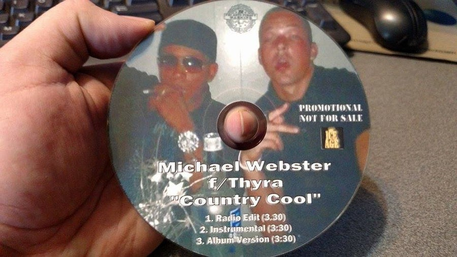 Image of COUNTRY COOL PROMOTIONAL SINGLE